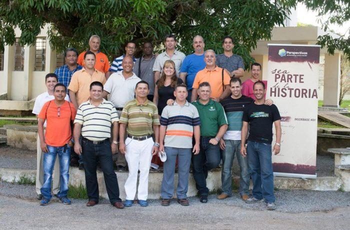 Coordinadores Cuba 2015